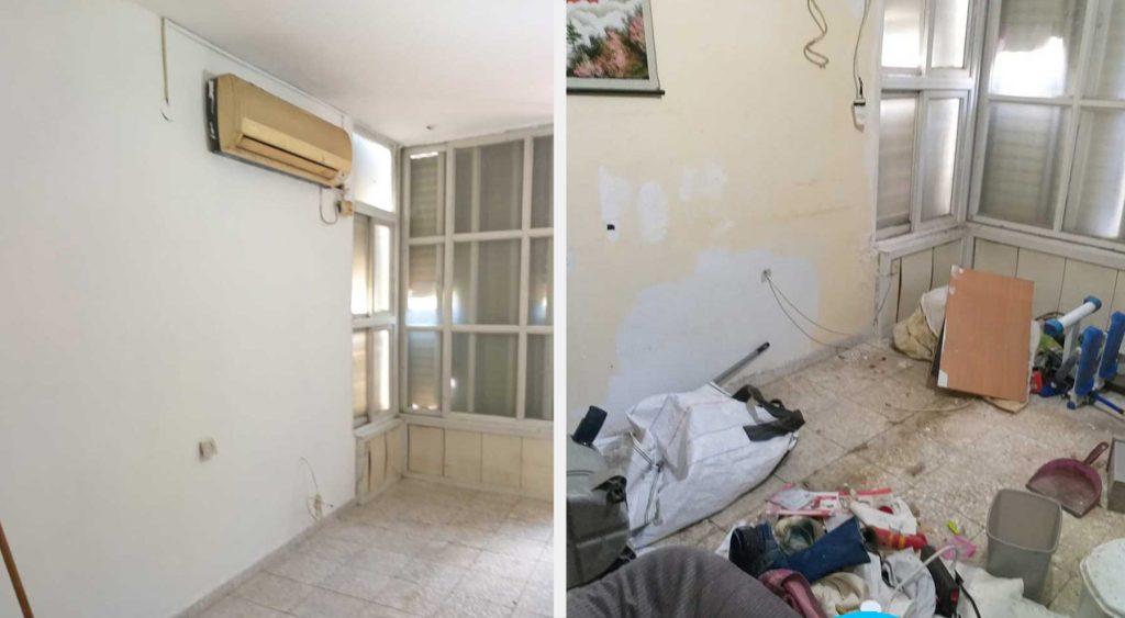 פינוי וניקוי דירות לפני מכירה/השכרההשבחת-ערך-הדירה